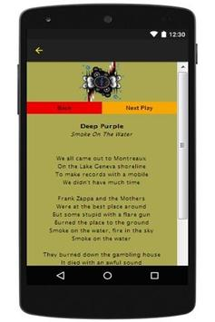 Deep Purple Lyrics screenshot 1