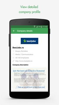 CeeVee -  get job offers apk screenshot