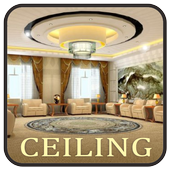 Ceiling Design Modern icon