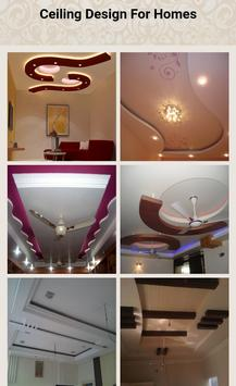 Ceiling Design Modern screenshot 2
