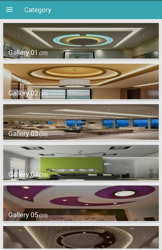 350 Ceiling Design Ideas poster
