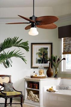 Ceiling Fan Design Ideas screenshot 1