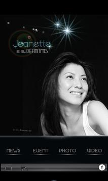 Jeanette歐萱 screenshot 1
