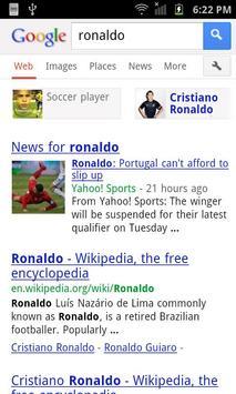 Simple Search screenshot 2
