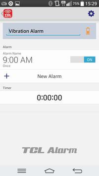 TCL Alarm by Amplifyze apk screenshot