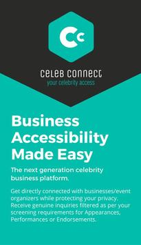 CelebConnect poster