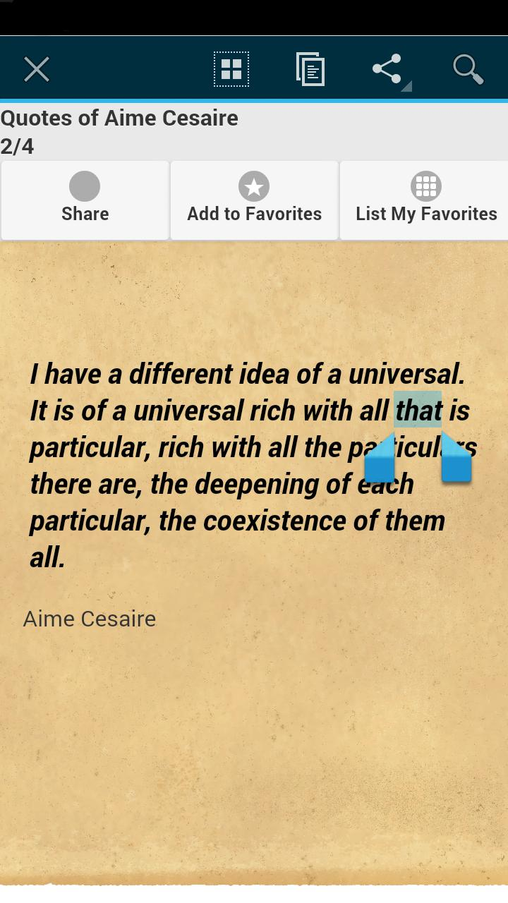 Quotes Of Aime Cesaire For Android Apk Download