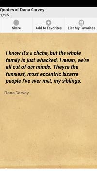 Quotes of Dana Carvey poster