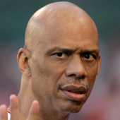 Quotes of Kareem Abdul-Jabbar icon