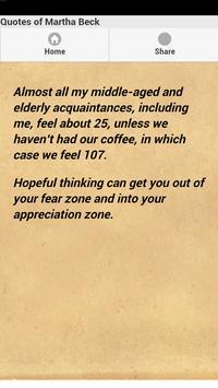 Quotes of Martha Beck screenshot 1