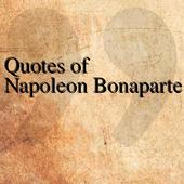 Quotes of Napoleon Bonaparte icon