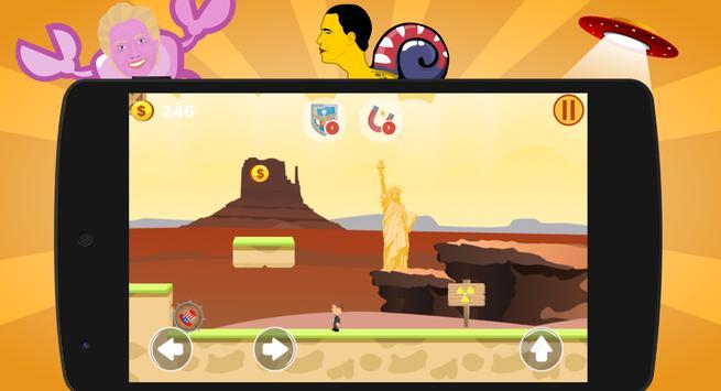 Trump Adventures apk screenshot
