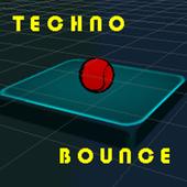 Techno Bounce icon