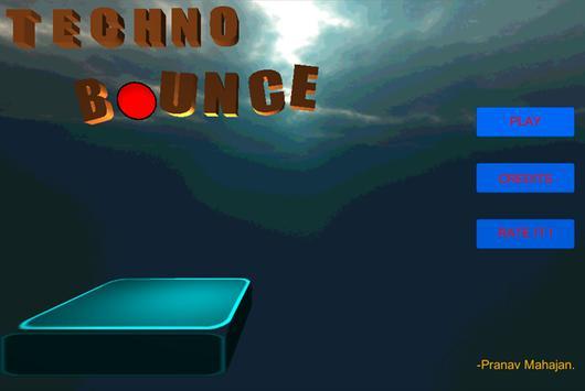 Techno Bounce poster