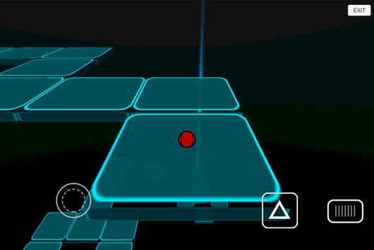 Techno Bounce screenshot 1
