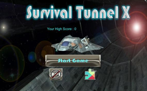 Survival Tunnel X poster