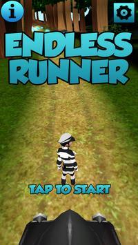 Endless Jail Runner poster