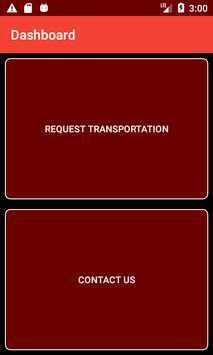 Transportation Concierge poster
