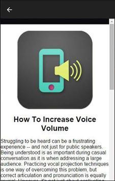 Cell Phone Volume Booster screenshot 3
