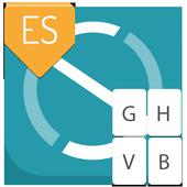 Spanish Start Keyboard icon