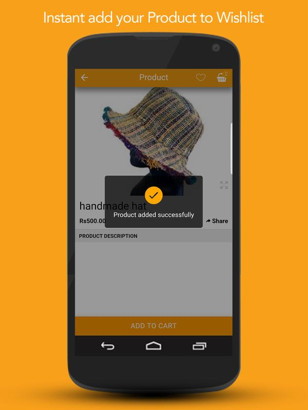 Handicrafts Ecommerce Sample For Android Apk Download