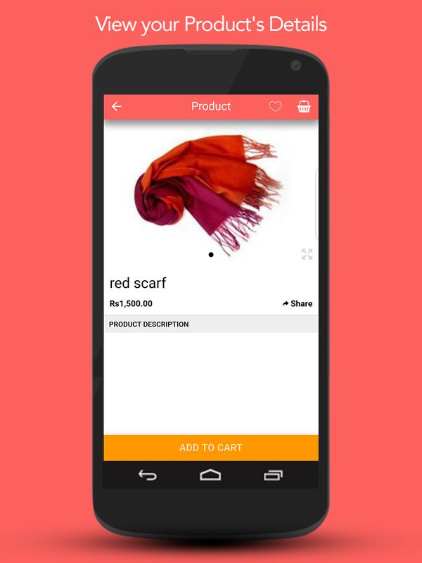 Handicrafts Ecommerce Sample 2 For Android Apk Download