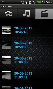 Self Timer apk screenshot
