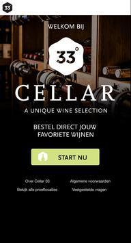 Cellar 33 poster