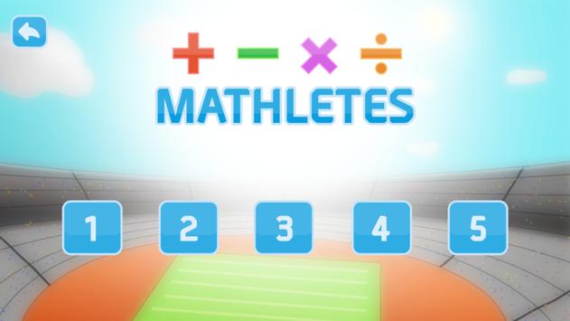 Mathletes screenshot 1