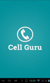 Cell Guru poster