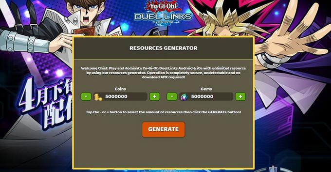 Free Yu Gi Oh Duel Links Guide poster
