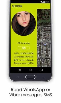 Cell Phone Monitor poster
