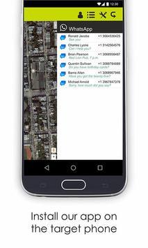 Cell Phone Monitor apk screenshot