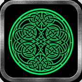 Celtic Cross Live Wallpaper icon