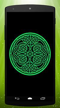 Celtic Cross Live Wallpaper apk screenshot