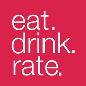 Eat Drink Rate icon