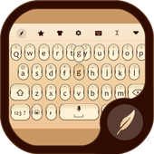 Gold Keyboard Theme icon