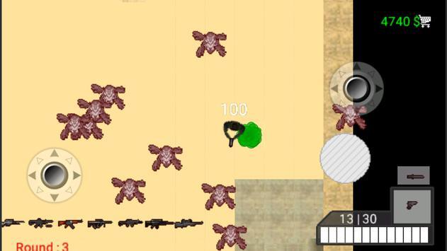 CSZombie apk screenshot