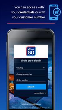 Cemex Go - Track screenshot 4