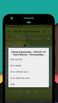 Kajian Ustad YusufM. Terbaru 2018 apk screenshot