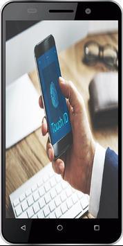 fingerprint lock screen prank screenshot 5