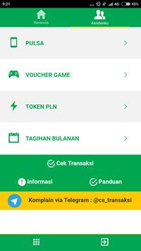 Alharokah Tour Travel Mobile screenshot 1