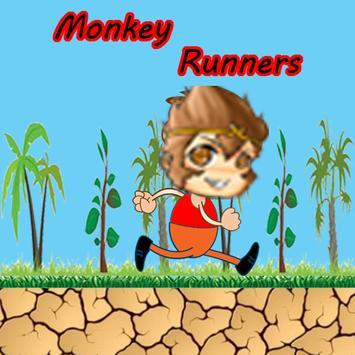 Monkey Runners poster
