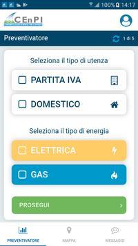 CEnPI App apk screenshot