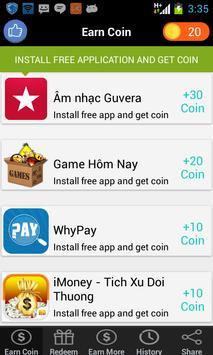 ICoin - Kiem Tien Online apk screenshot