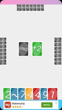 UNO Card Supreme - Best UNO Card Game of 2018 screenshot 2