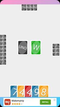 UNO Card Supreme - Best UNO Card Game of 2018 screenshot 3