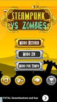 Steampunk Vs Zombis 2 poster