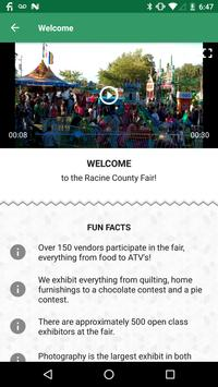 Racine County Fair apk screenshot