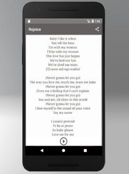 Bucie Songs screenshot 2